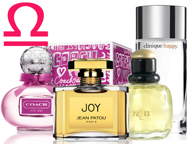 Perfumes For Libra