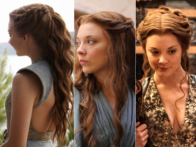 Margaery Tyrell Hairstyles
