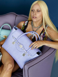 Lady Gaga Versace Photoshop Scandal