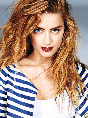 Amber Heard People's Most Beautiful 2014 List
