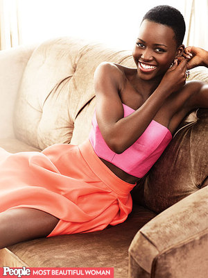 Lupita Nyongo People's Most Beautiful 2014 List