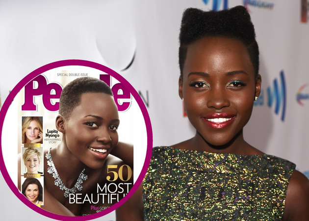Lupita Nyong'o World's Most Beautiful Woman 2014