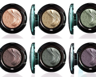 Check out the newest upcoming summer 2014 makeup collection from MAC Cosmetics titled Alluring Aquatic.