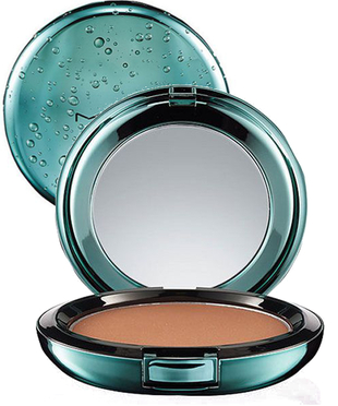 Mac Alluring Aquatic Bronzing Powder 2014  (1)