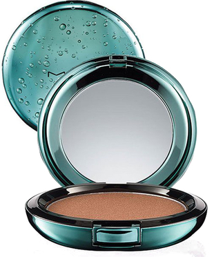 Mac Alluring Aquatic Bronzing Powder 2014  (2)