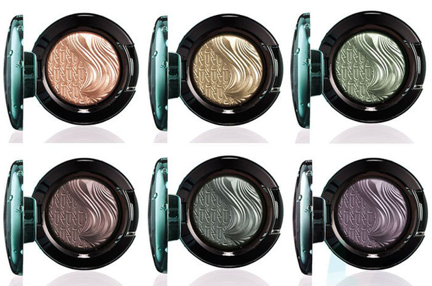 Mac Alluring Aquatic Extra Dimension Eye Shadow 2014