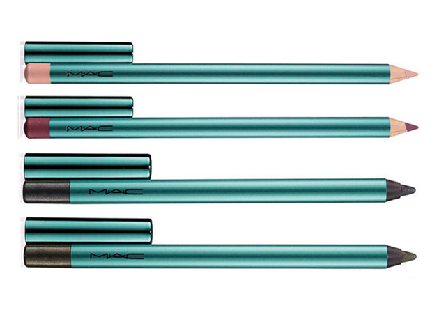 Mac Alluring Aquatic Eye Liners And Lip Liners 2014