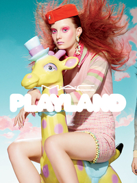 MAC Playland Spring/Summer 2014 Makeup Collection