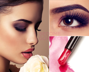 If you've picked out a prom dress already, complete your look with the hottest makeup trends for prom in 2014. Try some of the best looks for your big night.