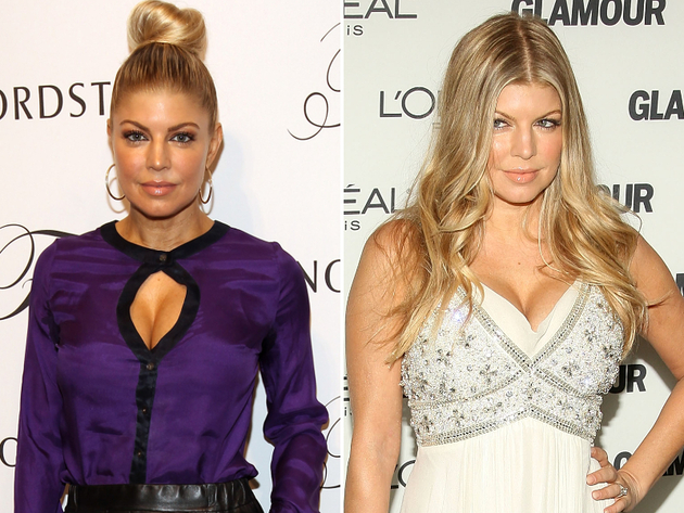 Fergie Weight Gain