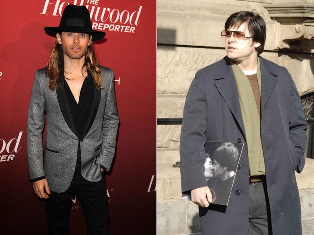 Jared Leto Weight Gain