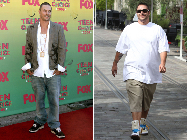 Kevin Federline Weight Gain