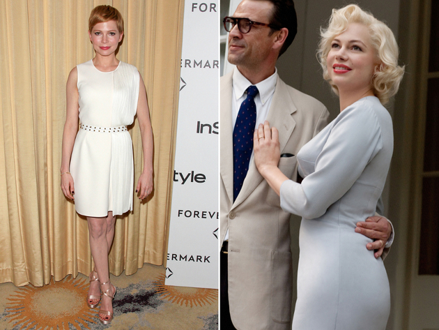 Michelle Williams Weight Gain