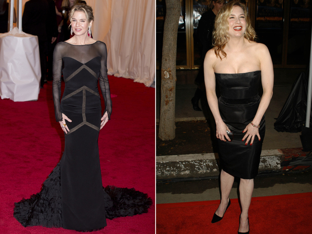 Renee Zellweger Weight Gain