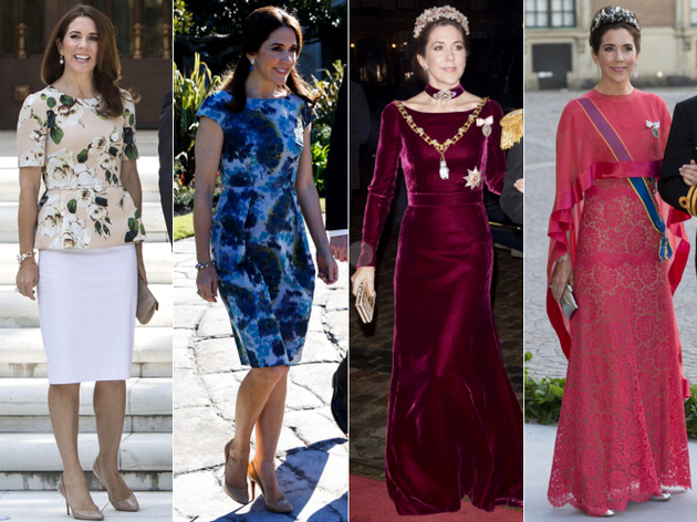 Crown Princess Mary Of Denmark Style