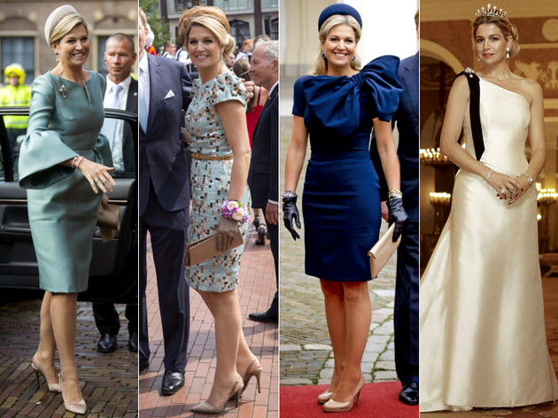Queen Maxima Of The Netherlands Style