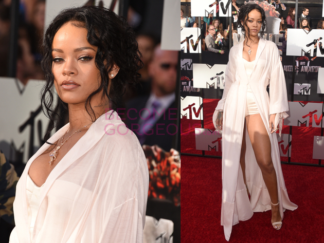 Rihanna 2014 Movie Awards Dress