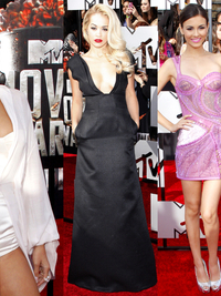 MTV Movie Awards 2014 - Best and Worst Dressed