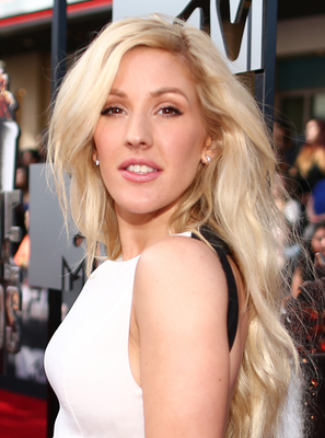 Ellie Goulding Mtv Movie Awards 2014 Hairstyle