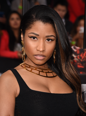 Nicki Minaj Mtv Movie Awards 2014 Hairstyle