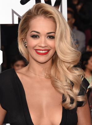 Rita Ora Mtv Movie Awards 2014 Hairstyle