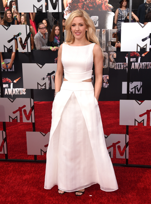 Ellie Goulding Mtv Awards 2014