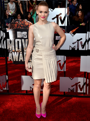 Holland Roden Mtv Awards 2014