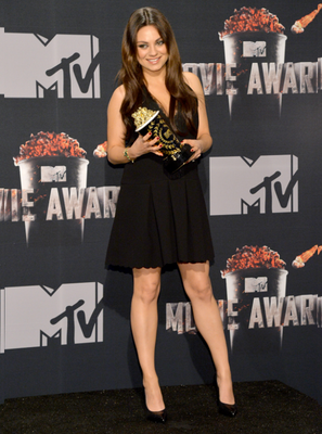Mila Kunis Mtv Awards 2014