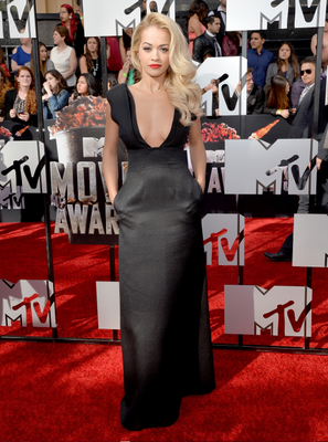 Rita Ora Mtv Awards 2014