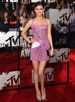 Victoria Justice Mtv Awards 2014