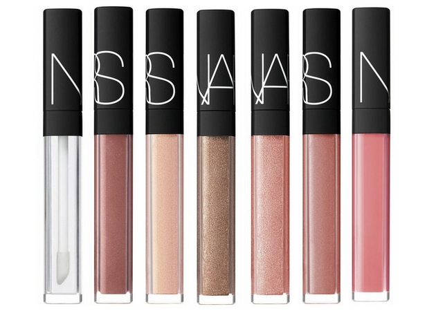 2014 Nars Lip Gloss Neutrals