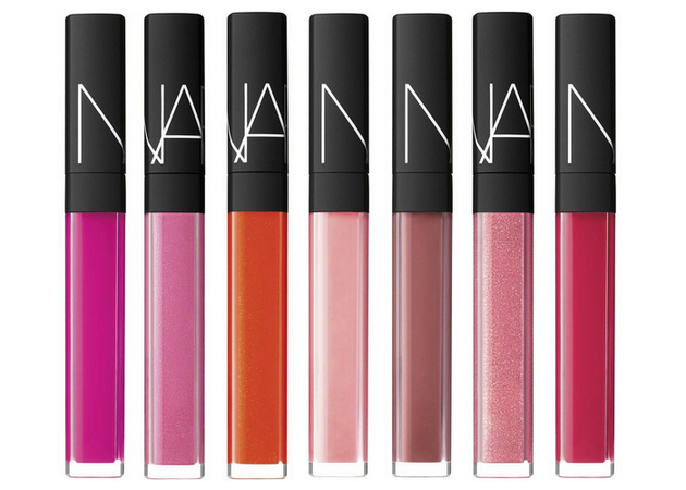 2014 Nars Lip Glosses