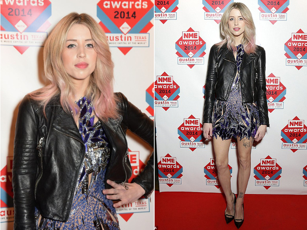 Peaches Geldof Julien Macdonald Dress