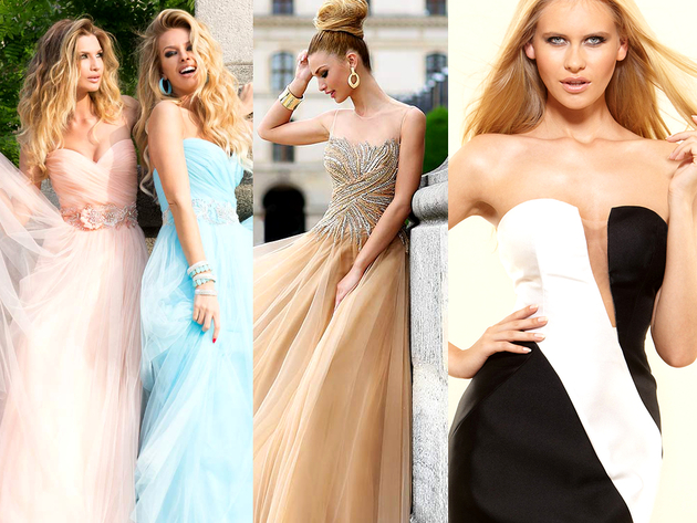 Prom Dress Color Trends