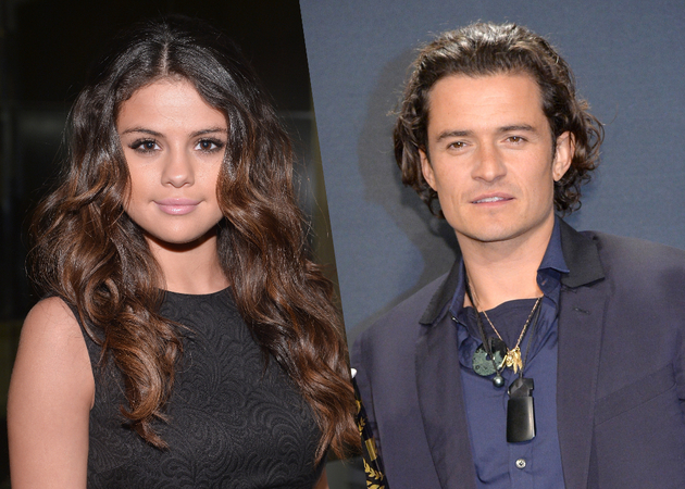 Selena Gomez Dating Orlando Bloom?