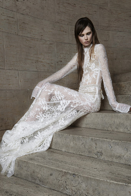 Vera Wang Spring 2015 Wedding Dresses  (2)