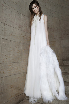 Vera Wang Spring 2015 Wedding Dresses  (4)