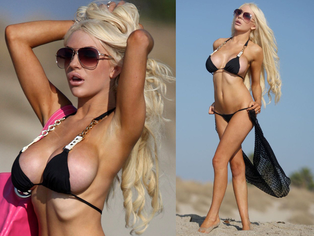 Courtney Stodden Bikini Body