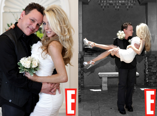 Courtney Stodden And Doug Hutchison Wedding