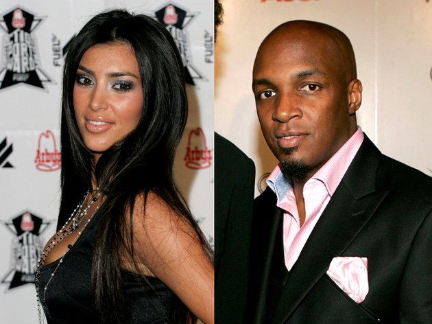 Kim Kardashian And Damon Thomas Marriage