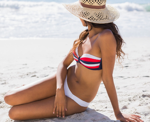 Whether you're ready or not, bikini season is here. Get the best look in a bikini with a few important details, from your entire look to preparing your body.