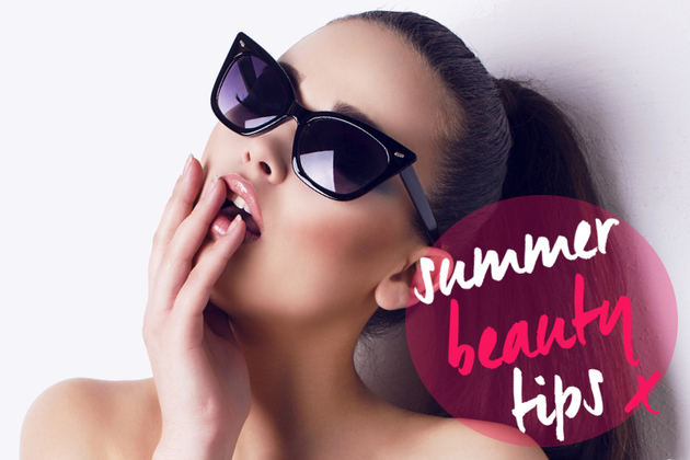 10 Ways to Avoid a Summer Beauty Meltdown