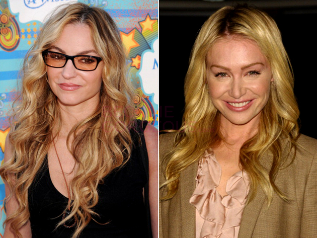 Drea De Matteo And Portia De Rossi Look Alike