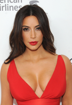 Kim Kardashian Loved By Men