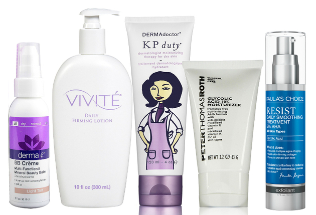 Best Skincare Products With Ahas