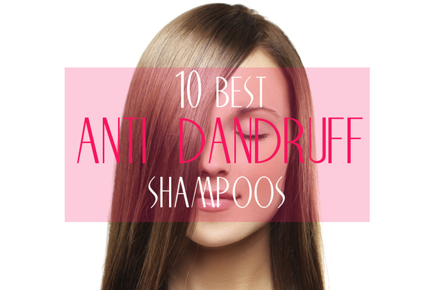 Best Anti-Dandruff Shampoos