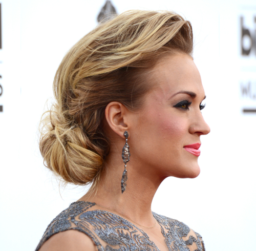 Carrie Underwood Hair And Makeup Billboard Awards 2014