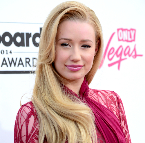 Iggy Azalea Hair And Makeup Billboard Awards 2014