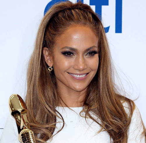 Jennifer Lopez Hair And Makeup Billboard Awards 2014