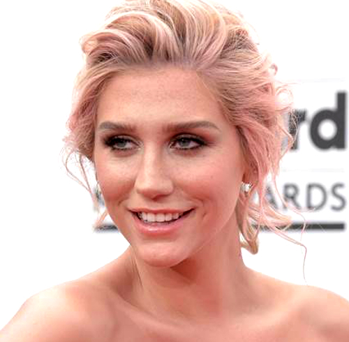 Kesha Hair And Makeup Billboard Awards 2014